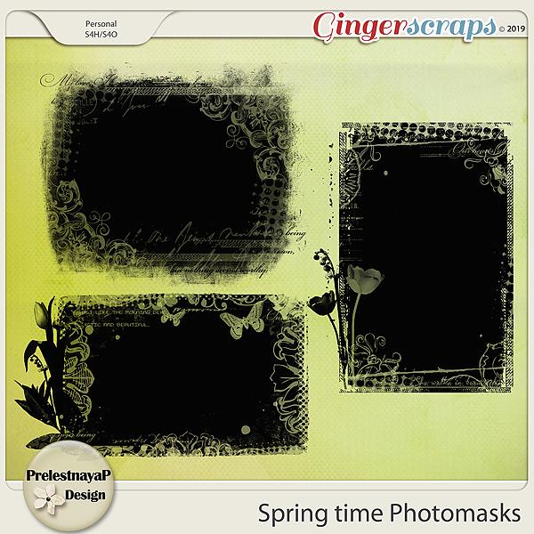 Spring time Photomasks