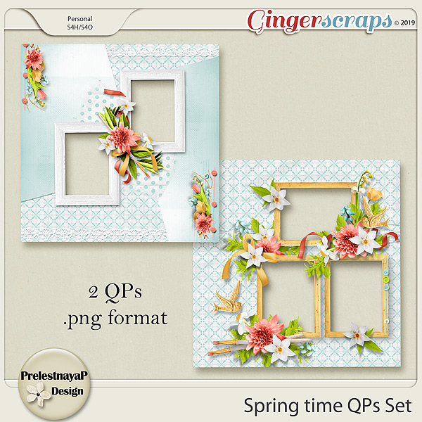 Spring time QPs Set