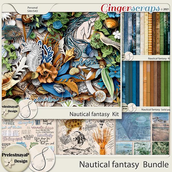 Nautical fantasy Bundle