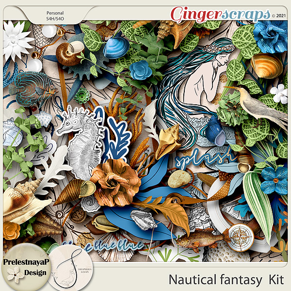 Nautical fantasy Kit