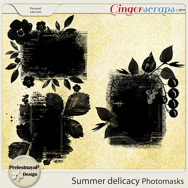 Summer delicacy Photomasks