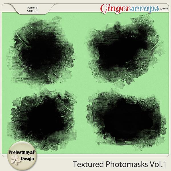 Textured Photomasks Set1