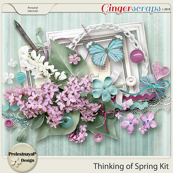Thinking of Spring Kit