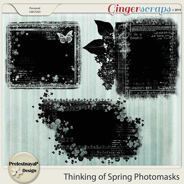 Thinking of Spring Photomasks