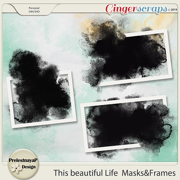 This beautiful Life Masks&Frames