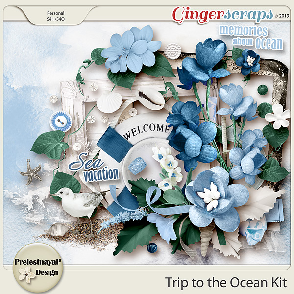 Trip to the Ocean Kit