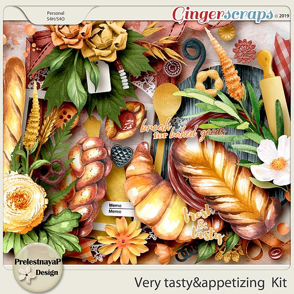 Very tasty & appetizing Kit