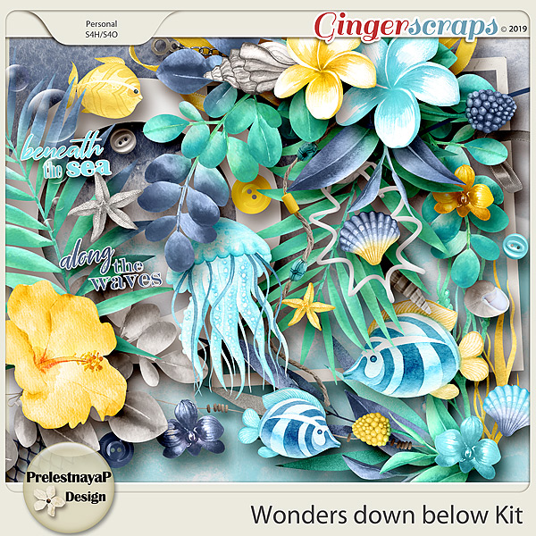Wonders down below Kit