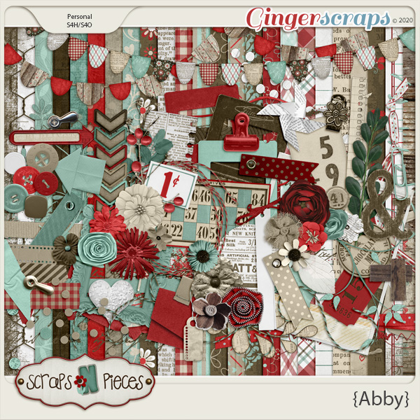Abby kit by Scraps N Pieces