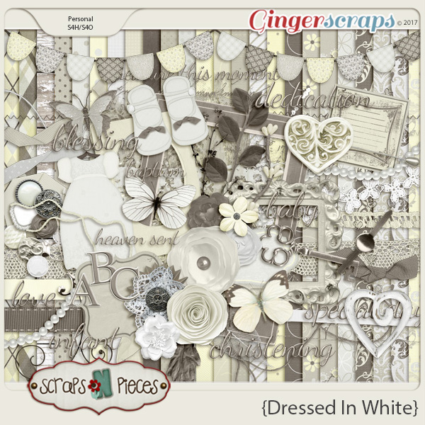Dressed In White - Blessing Day