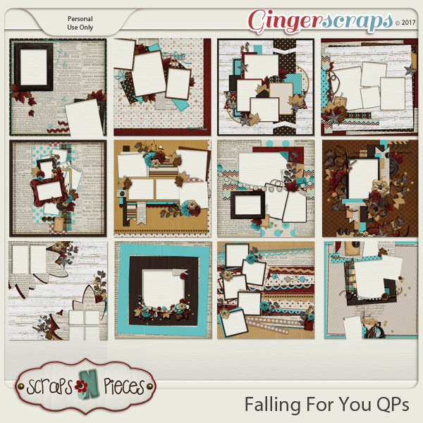 Falling For You Quick Pages