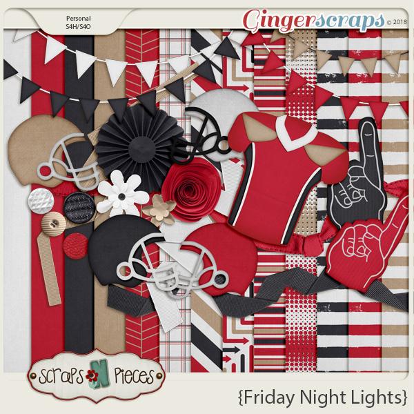 Friday Night Lights Mini 4