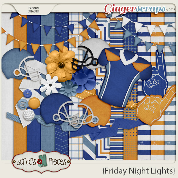 Friday Night Lights Mini 6