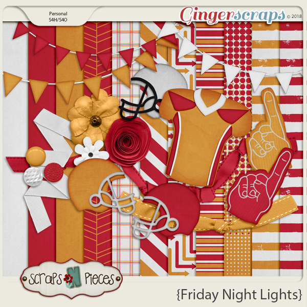 Friday Night Lights Mini 7