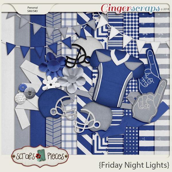 Friday Night Lights Mini 8