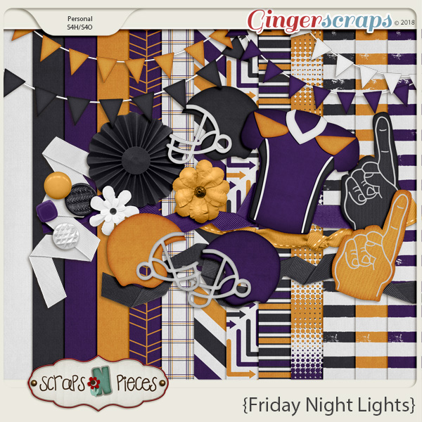 Friday Night Lights Mini 18