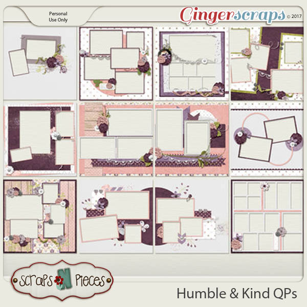 Humble and Kind Quick Pages 1