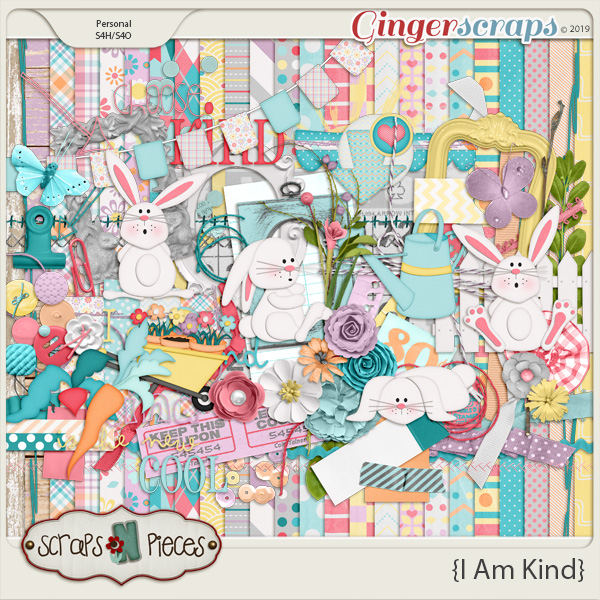 I Am Kind Bundle by Scraps N Pieces