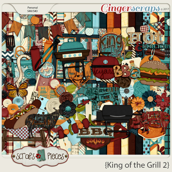 King of the Grill 2
