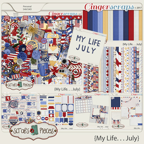 My Life - July Bundle