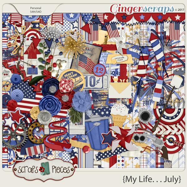 My Life - July Kit