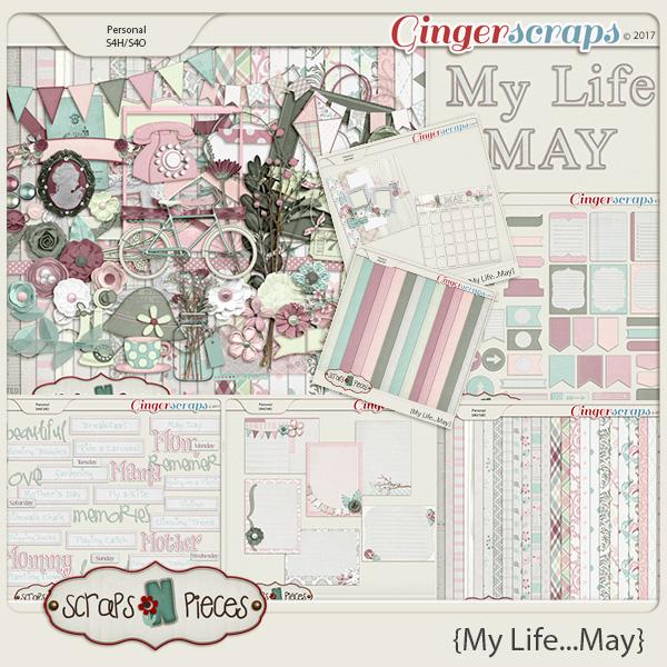 My Life - May Bundle