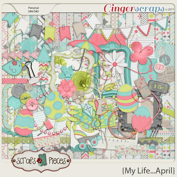 My Life - April