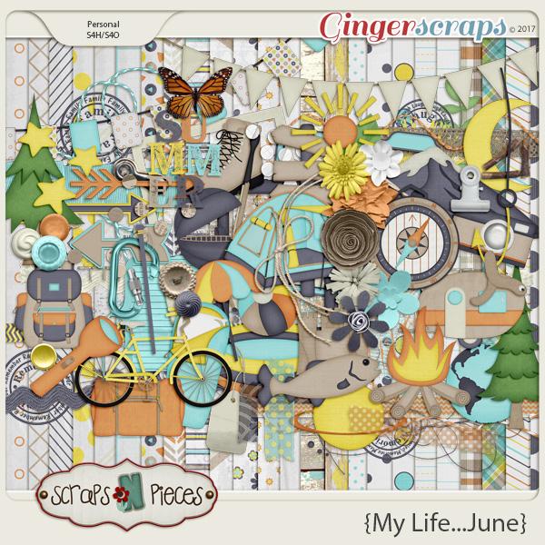 My Life - June