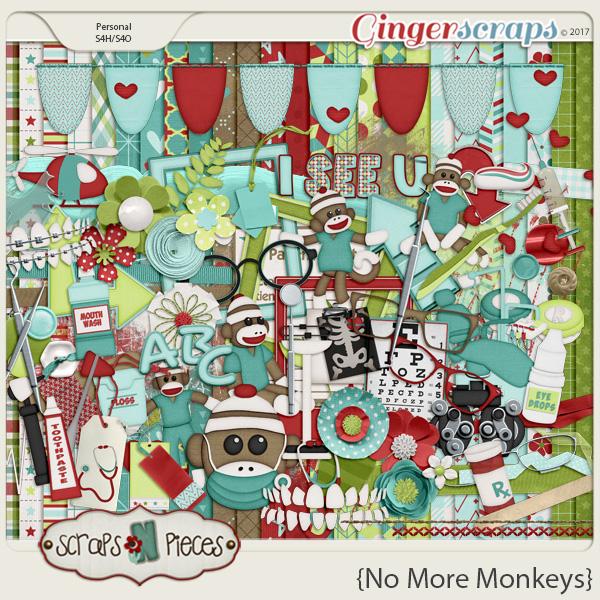 No More Monkeys Jumping