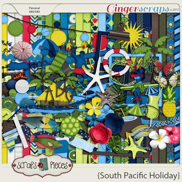 South Pacific Holiday