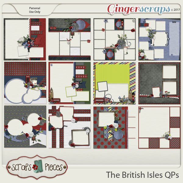 The British Isles Quick Pages