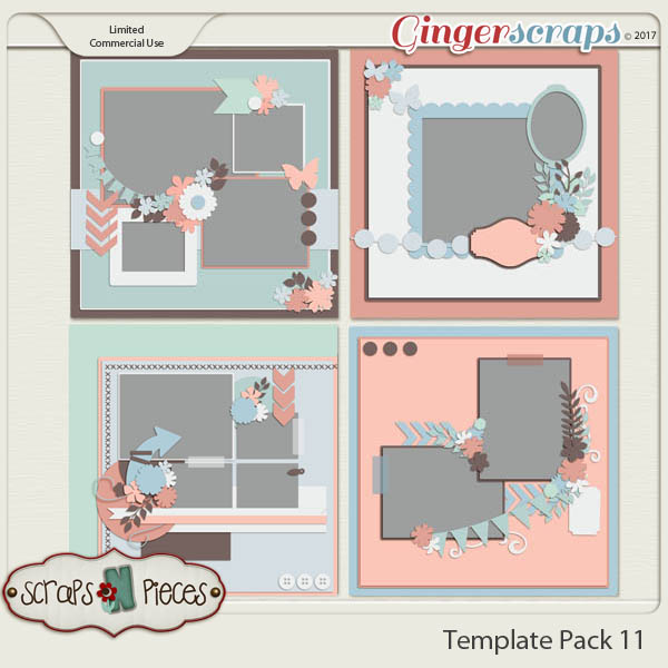 Template Pack 11