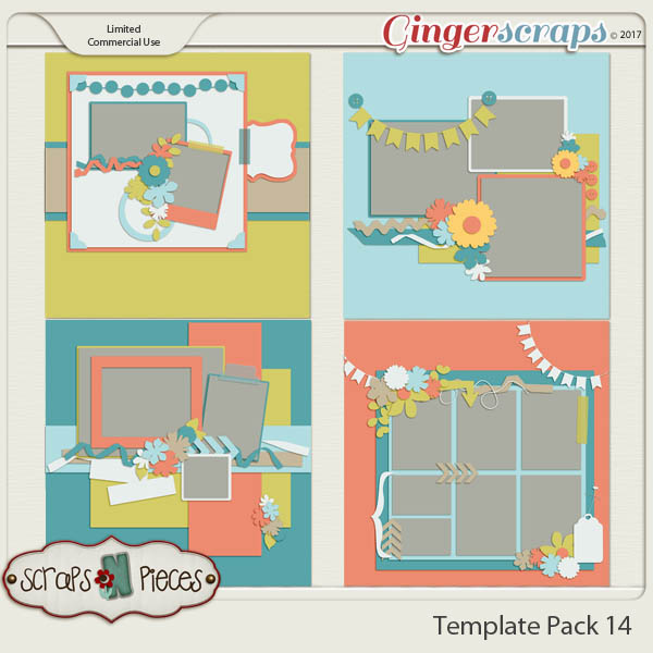 Template Pack 14