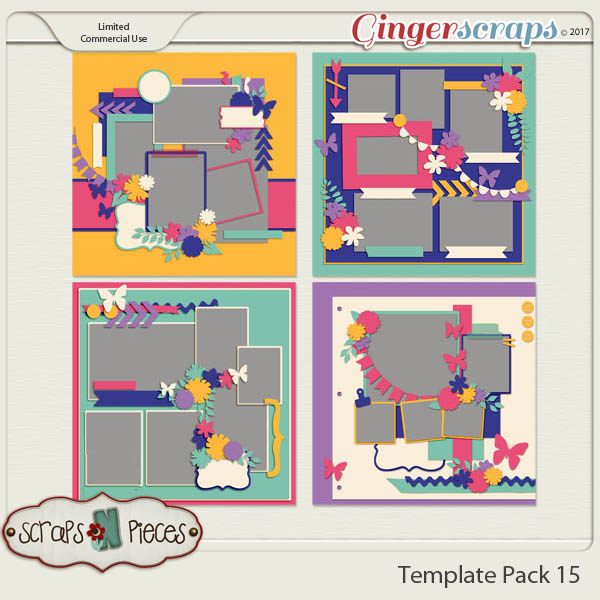 Template Pack 15