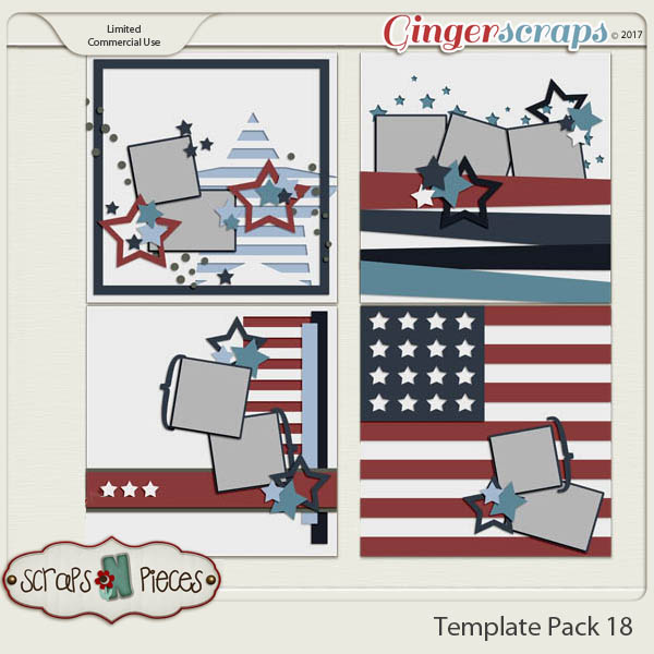 Template Pack 18