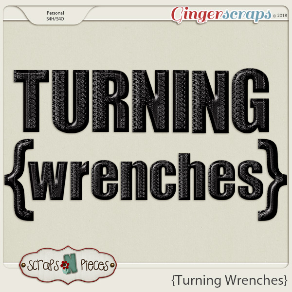 Turning Wrenches Alpha by Scraps N Pieces