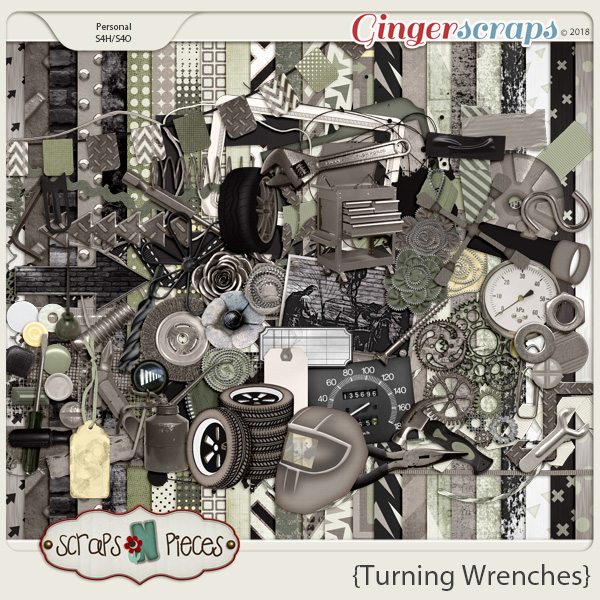 Turning Wrenches by Scraps N Pieces