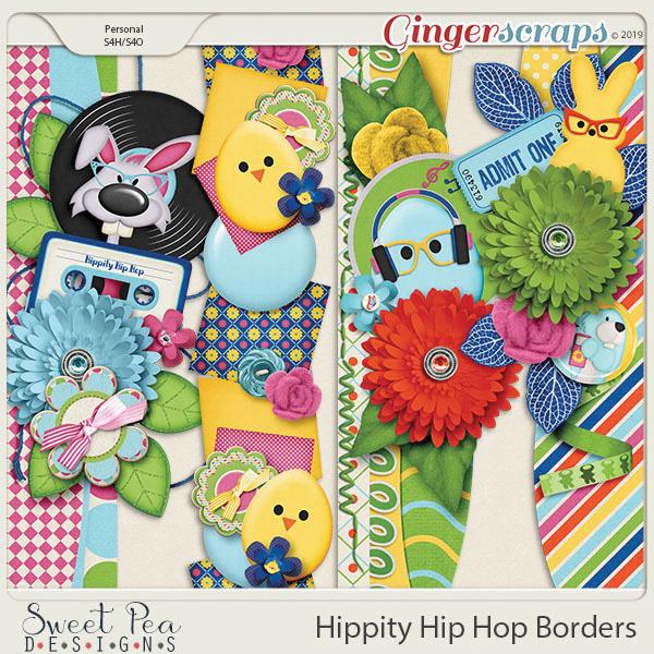 Hippity Hip Hop Borders