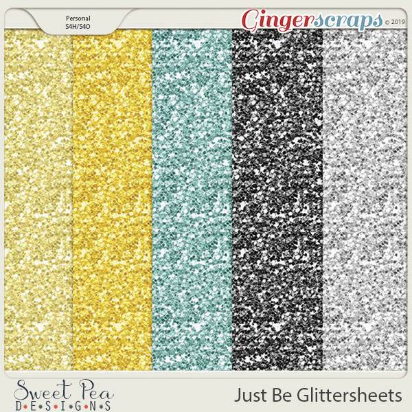 Just Be Glittersheets