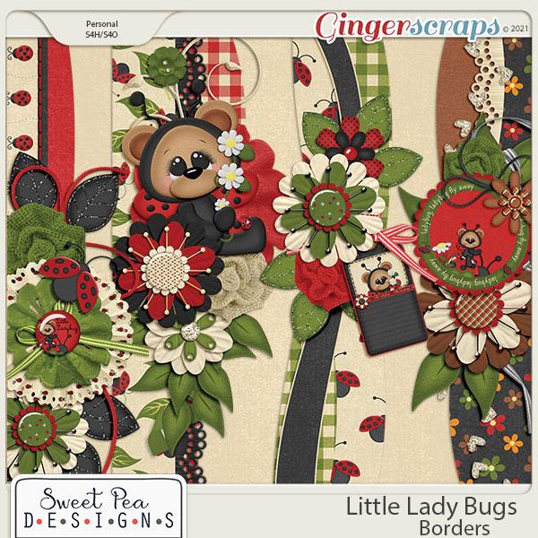 Little Ladybugs Borders