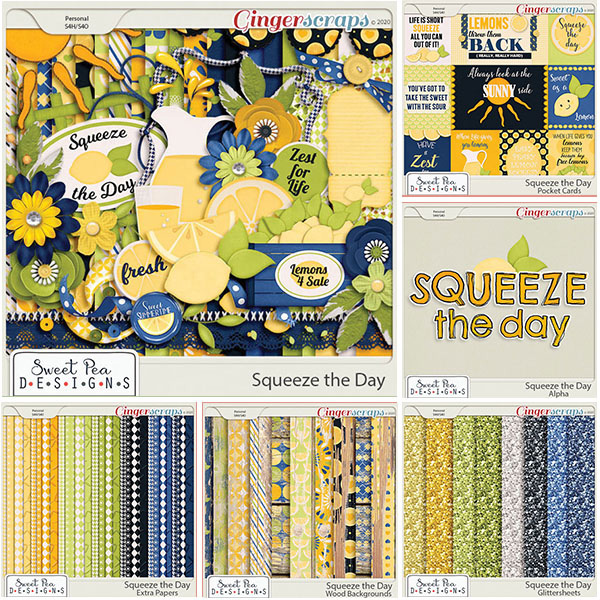 Squeeze the Day Bundle