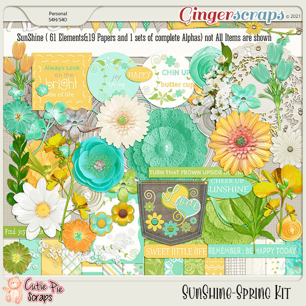 SunShine-Spring Kit