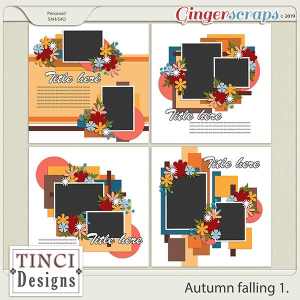 Autumn falling 1.
