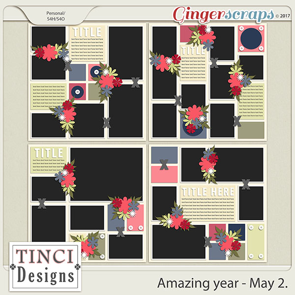Amazing year - May 2.