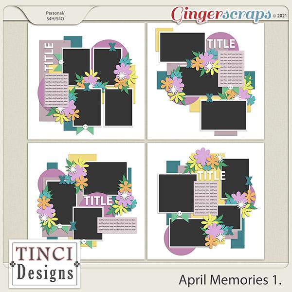 April Memories 1.