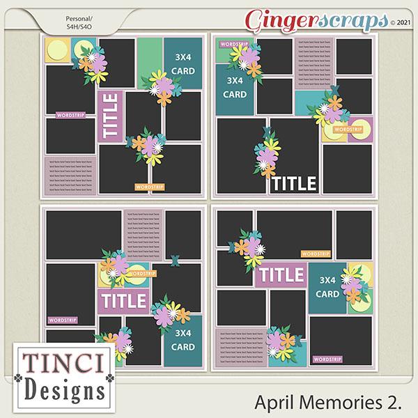 April Memories 2.