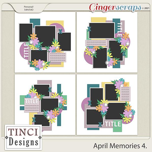 April Memories 4.
