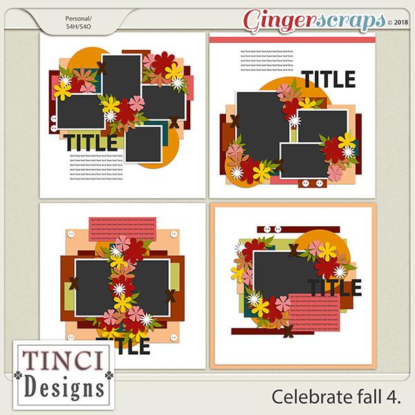 Celebrate fall 4.