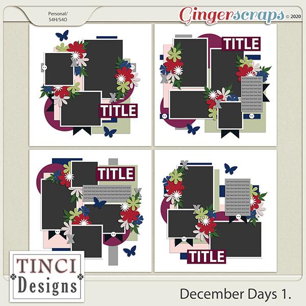 December Days 1.