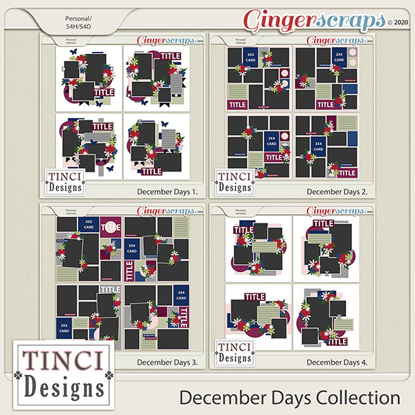 December Days Collection